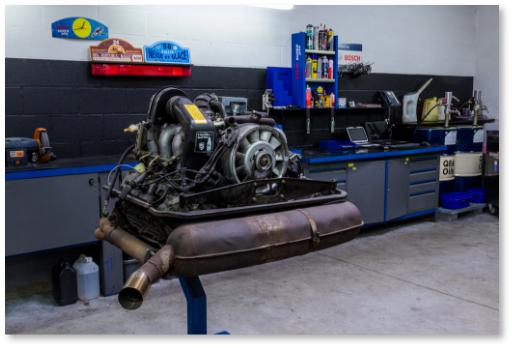 Service : Carrosserie/Mécanique
